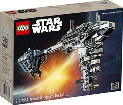 LEGO Star Wars Nebulon-B Frigate 77904 Tracker