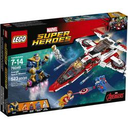 LEGO Super Heroes Avenjet Space Mission 76049 Tracker