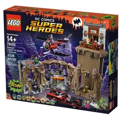 LEGO Super Heroes Batman Classic TV Series Batcave 76052 Tracker
