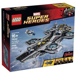 LEGO Marvel Super Heroes The SHIELD Helicarrier Tracker