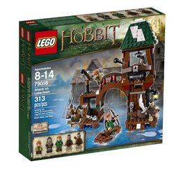 LEGO the Hobbit Attack on Lake-town 79016 Tracker