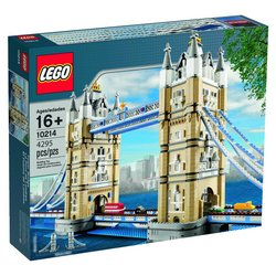 LEGO Tower Bridge 10214 Tracker