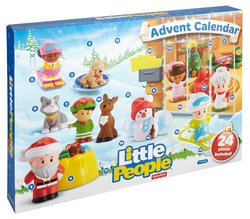 Fisher-Price Little People Advent Calendar Tracker