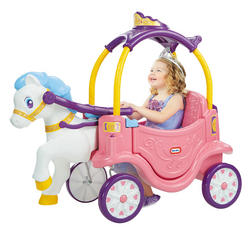 Little Tikes Princess Horse and Carriage Tracker