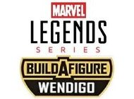 Marvel Legends BAF Wendigo Series