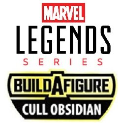 Marvel Legends Cull Obsidian Series Tracker