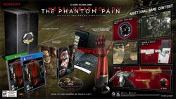 Metal Gear Solid V: The Phantom Pain Tracker