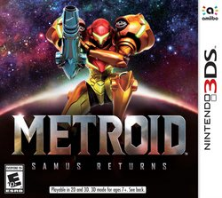 Metroid: Samus Returns Tracker