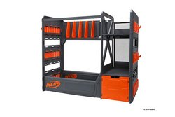 Nerf Elite Blaster Rack Tracker