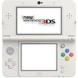 CA Nintendo New 3DS Tracker