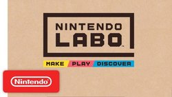 Nintendo LABO Kit Tracker