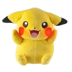 Pokemon My Friend Pikachu Plush Tracker