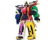 Power Rangers Super Megaforce Deluxe Legendary