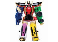 Power Rangers Ultimate Legendary Megazord Pack