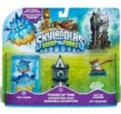 Skylanders SWAP Force Adventure Pack Tracker