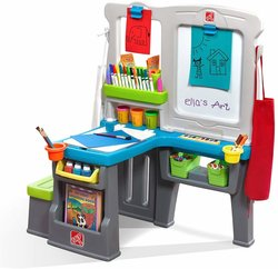 Step2 Great Creations Art Center Play Set Tracker