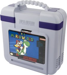 Super NES Accessories Tracker