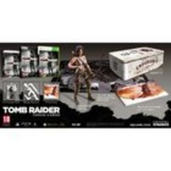 UK Tomb Raider Collectors Edition Tracker