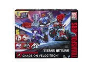 Titans Return Chaos on Velocitron