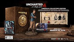 Uncharted 4: A Thief's End Tracker