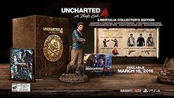 CA Uncharted 4: A Thief's End Tracker